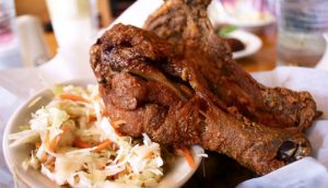 Jestine's Famous Fried Chicken